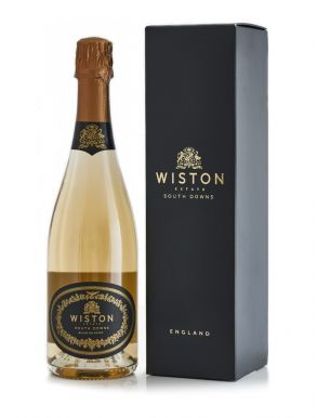 Wiston Estate Blanc De Noirs 2010 English Sparkling Wine 75cl