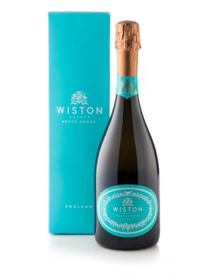 Wiston Estate Cuvee 2013 Brut Sparkling Wine 75cl