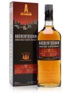 Auchentoshan 12 Year Old Whisky Gift Box