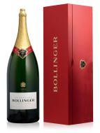 Bollinger Balthazar Special Cuvée Champagne NV 12L Red Gift Box