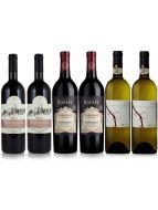 Classic Italian - Mixed Wine Case 6 x 75cl