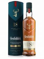 Glenfiddich 18 Year Old Whisky 70cl
