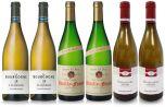 Best of Burgundy - Mixed Wine Case 6 x 75cl