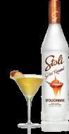 Stoli Salted Karamel Stolichnaya Flavoured Premium Vodka 70cl