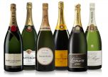 The Grande Marques Champagne Magnum Collection 6 x 150cl