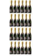 Lanson Black Label Mini Champagne 20cl x 24 Case Deal