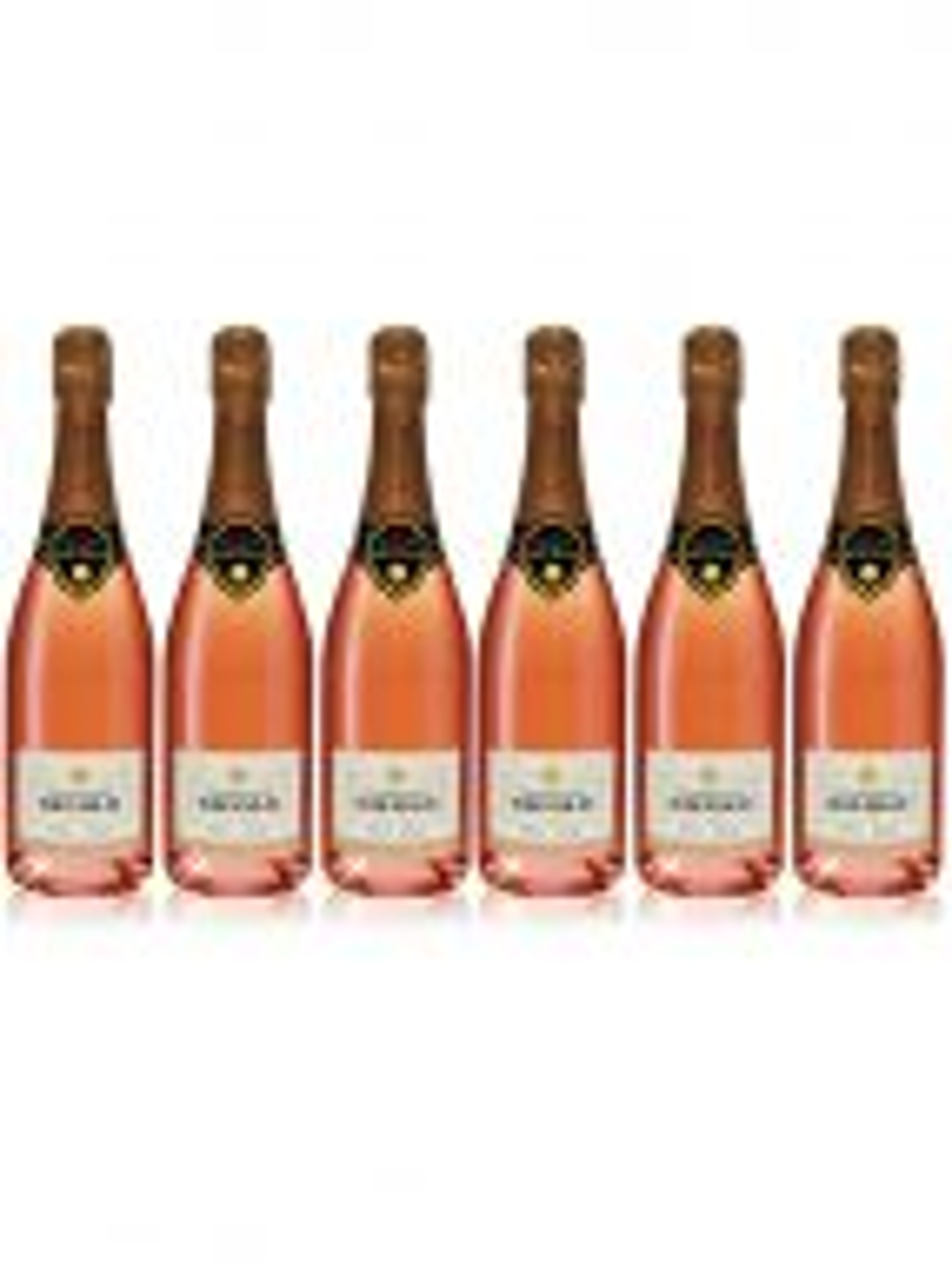 Nicolo Brut Rose Champagne 75cl Case Deal 6 x 75cl