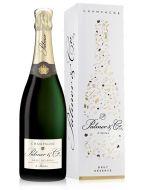 Palmer & Co Brut Reserve NV Champagne 75cl Gift Box