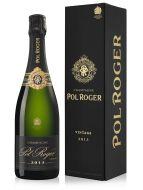 Pol Roger Brut 2013 Vintage Champagne 75cl Gift Box
