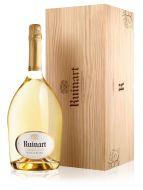 Ruinart Blanc de Blancs Jeroboam NV Champagne 300cl Wooden Box