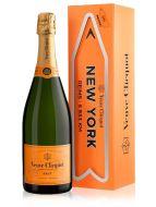 Veuve Clicquot Brut Champagne NEW YORK Magnet Arrow 75cl