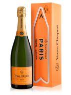 Veuve Clicquot Brut Champagne PARIS Magnet Arrow 75cl