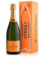 Veuve Clicquot Brut Champagne SYDNEY Magnet Arrow 75cl