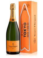 Veuve Clicquot Brut Champagne TOKYO Magnet Arrow 75cl