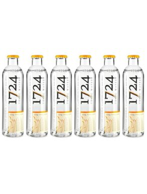1724 Premium Tonic Water 20cl x 6 bottles