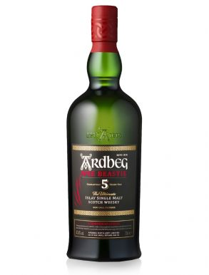 Ardbeg Wee Beastie Single Malt Scotch Whisky 70cl