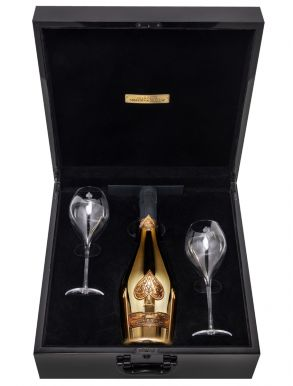 Armand De Brignac Ace of Spades Champagne Brut Gold NV 75cl Gift Box