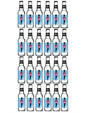 Artisan Skinny London Tonic Water 24 x 200ml