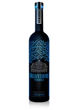 Belvedere Vodka Midnight Saber 175cl