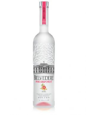 Belvedere Vodka Pink Grapefruit 70cl