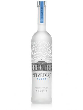 Belvedere Vodka Pure Gift Box 70cl