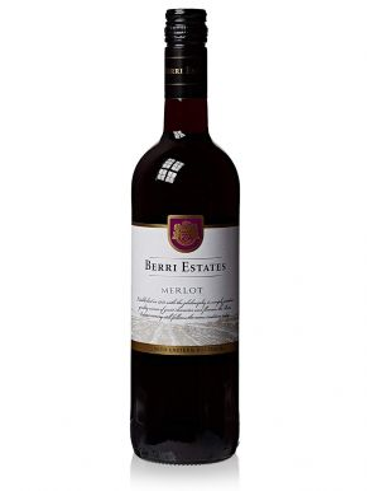 Berri Estates Merlot 2016 Red Wine Australia
