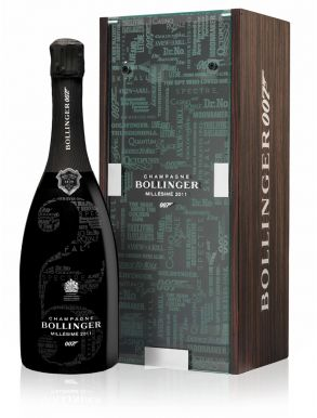 Bollinger James Bond 007 Millesime 2011 Champagne 75cl