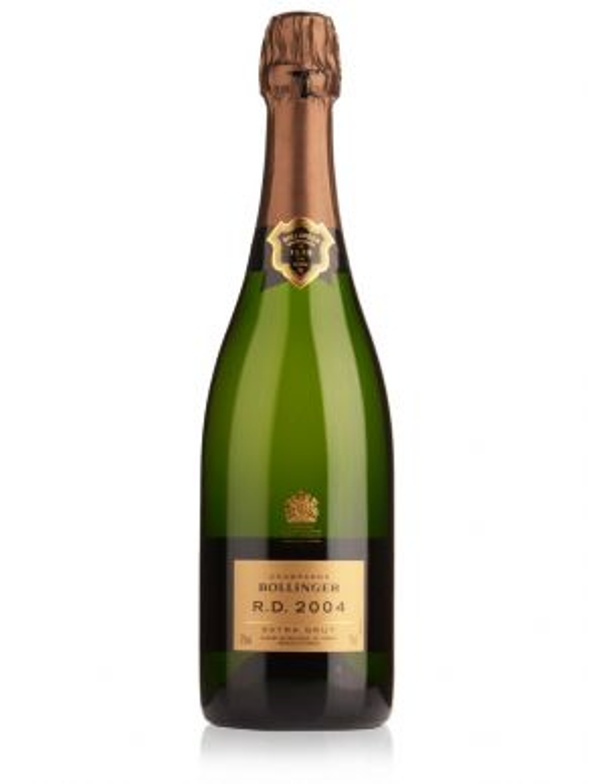 Bollinger RD 2004 Vintage Champagne 75cl