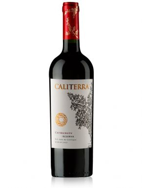 Caliterra Reserva Carmenere Estate Grown 2012 Red Wine