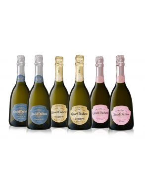 Canard-Duchene Champagne Collection Case Deal 6x75cl