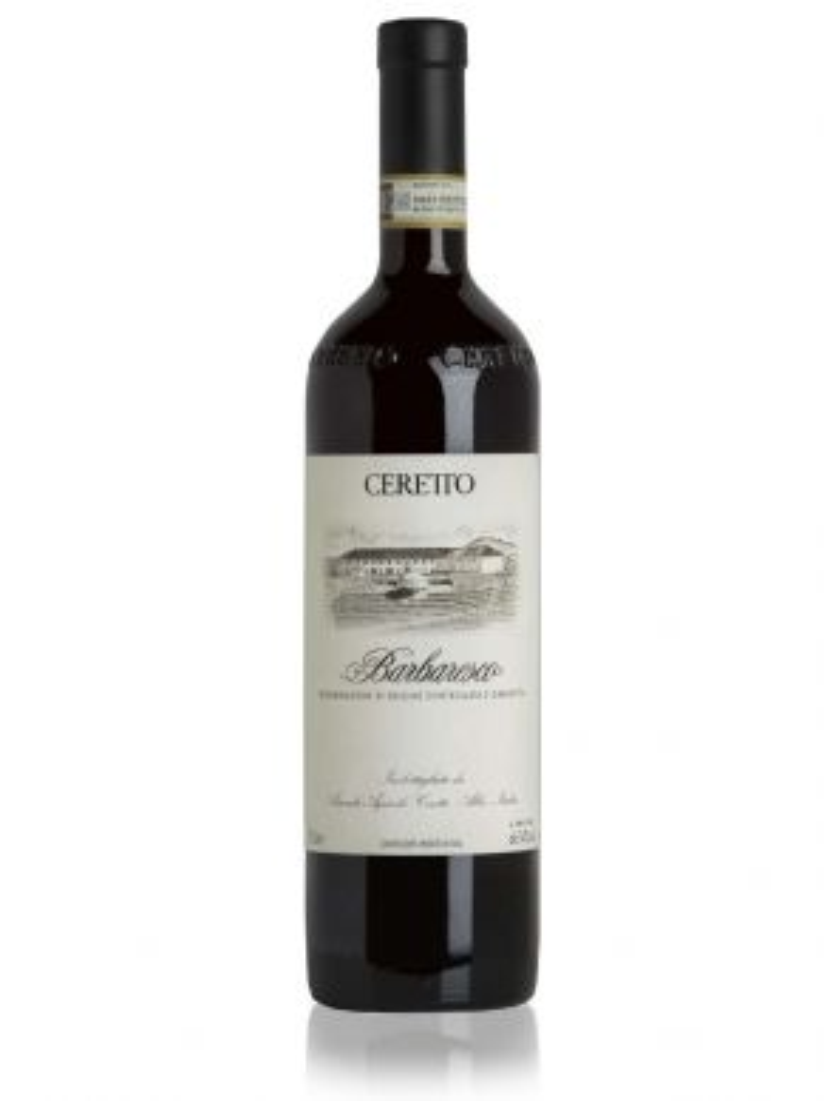 Ceretto Barbaresco 2015 DOCG Italy Red Wine 75cl