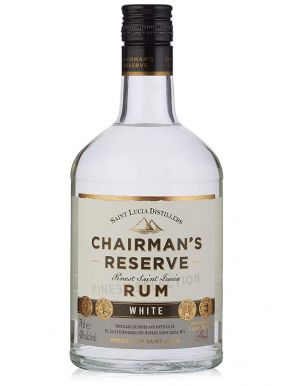 Chairman's Reserve White Label Rum 70cl