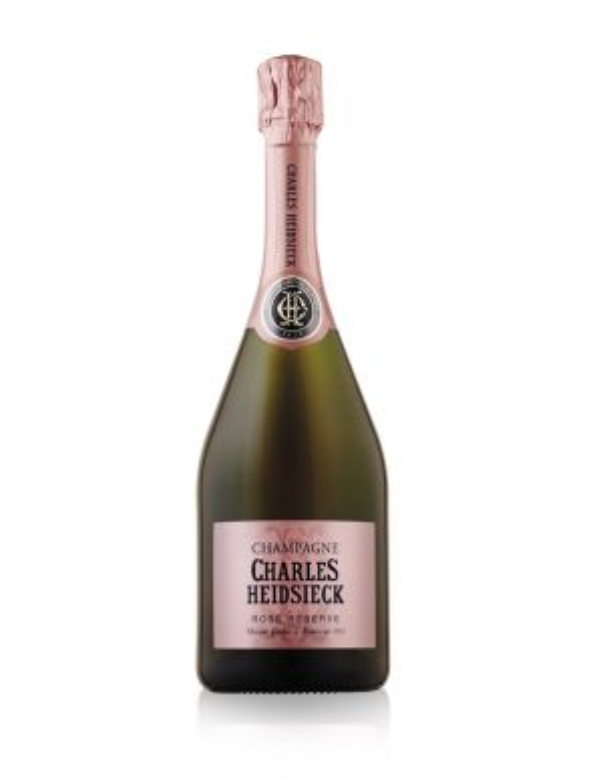 Charles Heidsieck Rose Reserve Champagne NV 75cl