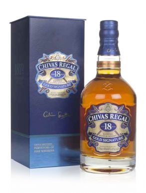 Chivas Regal Scotch Whiskey 18 year old 70cl
