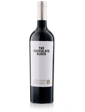 Boekenhoutskloof The Chocolate Block 2018 South Africa Wine 75cl