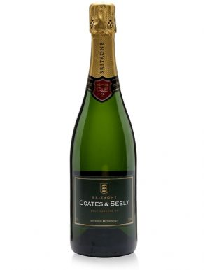 Coates & Seely Brut Reserve English Sparkling Wine NV 75cl