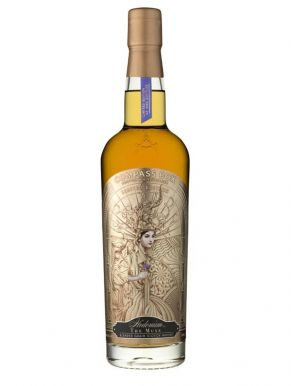 Compass Box Hedonism The Muse Limited Edition Scotch Whisky 70cl