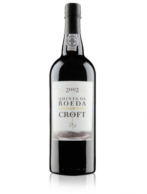 Croft Vintage Port Quinta da Roeda 2002 75cl