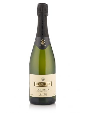 Denbies Greenfields Cuvee English Sparkling Wine NV 75cl