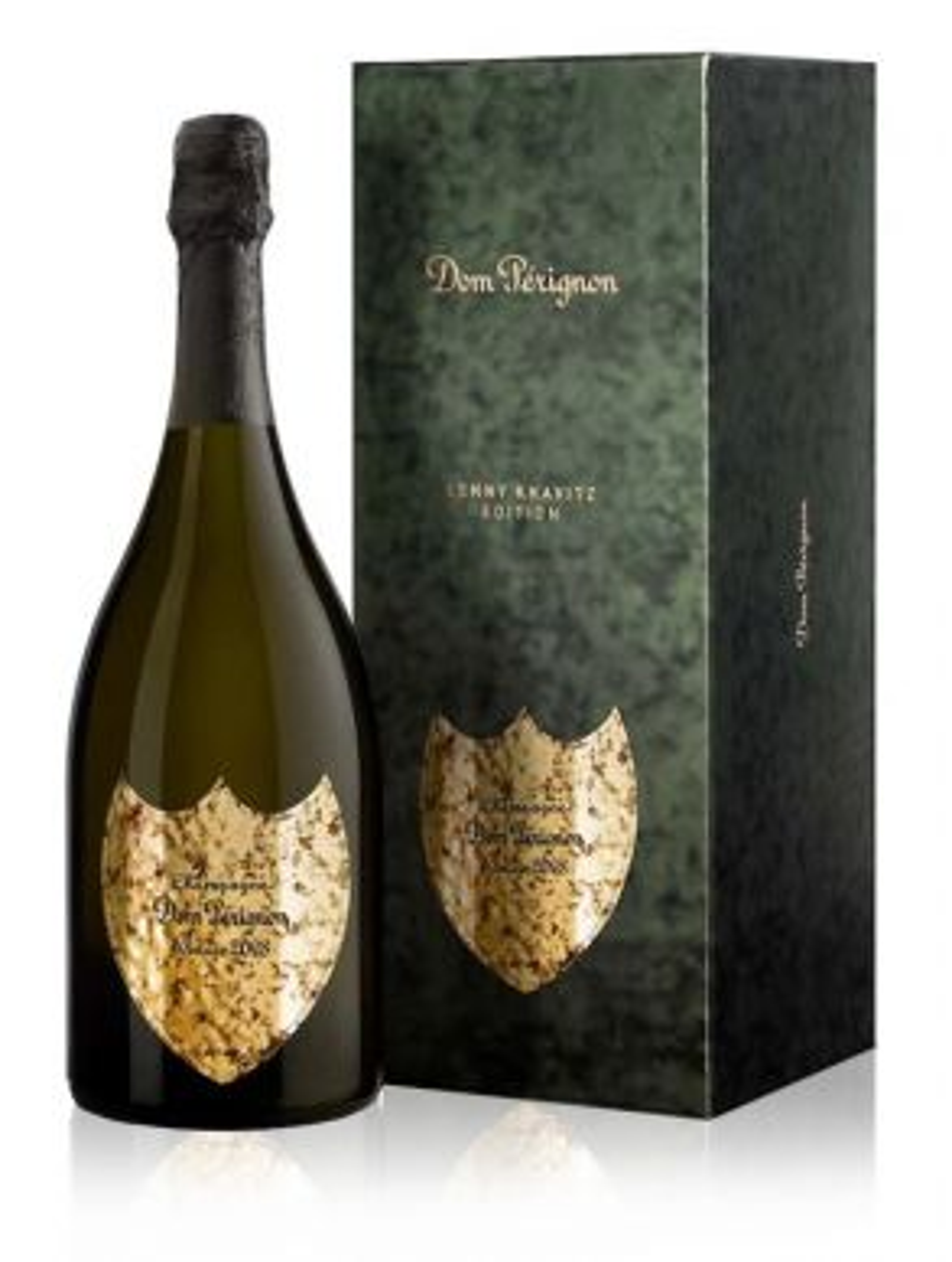 Dom Perignon 2008 Lenny Kravitz Champagne 75cl