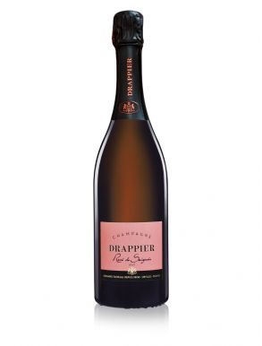 Drappier Rose Brut Champagne NV 75cl