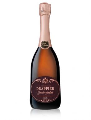 Drappier Grande Sendree Rose 2010 Vintage Champagne NV 75cl
