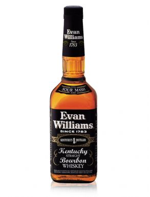 Evan Williams Extra Aged Bourbon 70cl