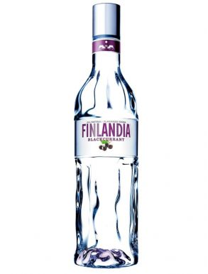 Finlandia Blackcurrant Vodka 70cl