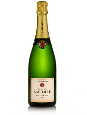 Georges Lacombe Grande Cuvee Brut NV Champagne 75cl