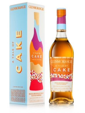 Glenmorangie A Tale of Cake Single Malt Whisky 70cl