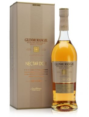 Glenmorangie Nectar D'Or 12 Year Old Malt Whisky 70cl Gift Box