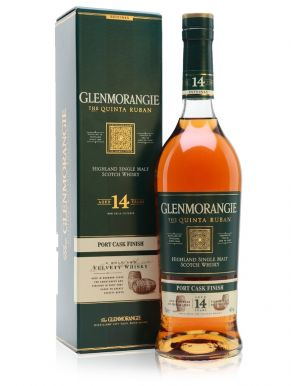 Glenmorangie Quinta Ruban 12 Yr Old Single Malt Whisky 70cl Gift Box