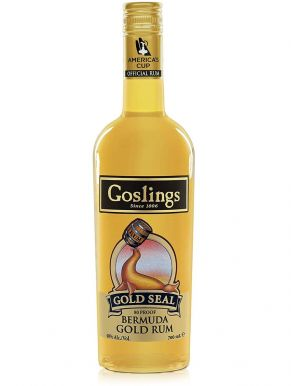 Goslings Gold Seal Bermuda Gold Rum 70cl