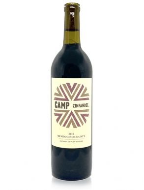 Hobo Wine Company Camp Zinfandel 2018 75cl